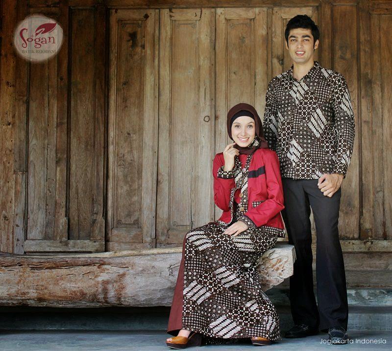 Foto Baju Batik Etnik