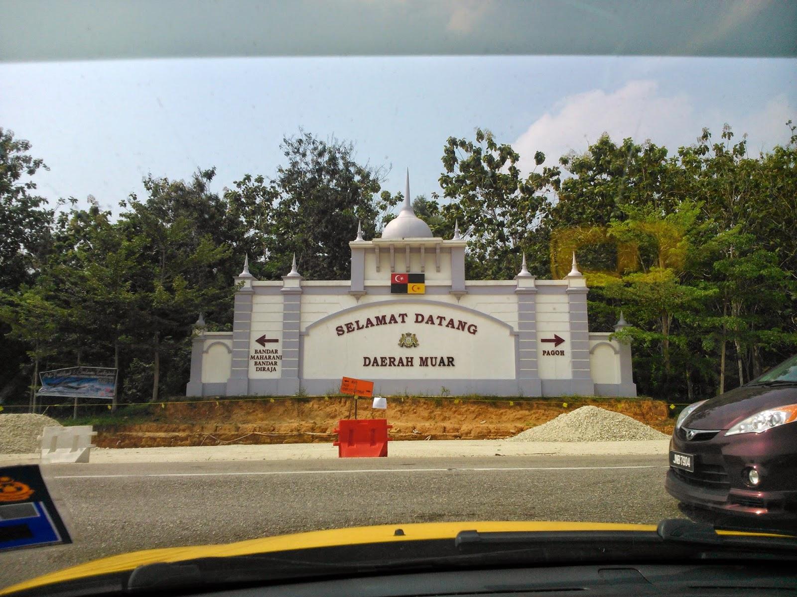 batu pahat, homestay, hari Malaysia