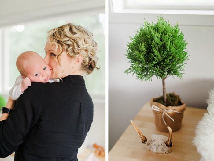 Modern Gender Neutral Nursery