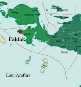Ekspedisi Surabaya Fakfak Papua Barat