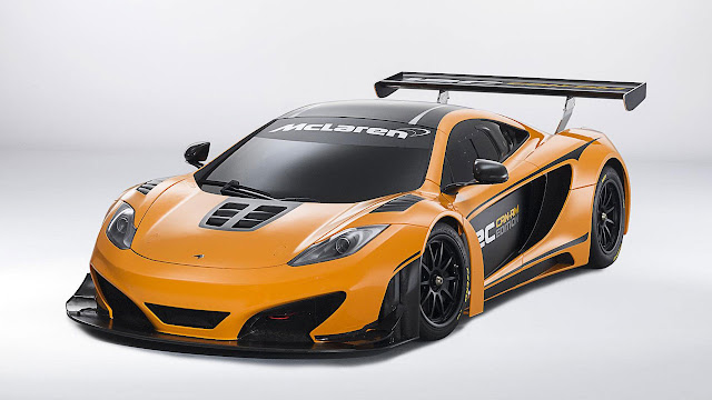 McLAREN 12C CAN-AM EDITION RACING CONCEPT front side