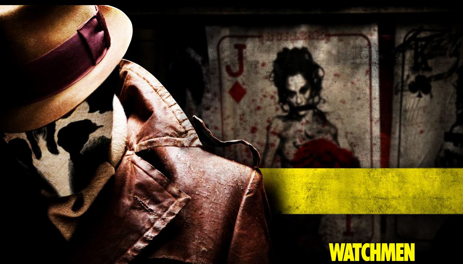 watchmen rorschach Free essay: through the character rorshach, the watchmen explores the issues of nature verses nurture for him moore adds that a super hero, can be a.