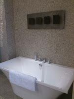 Moevenpick Heritage Hotel Sentosa Deluxe Room Bathtub