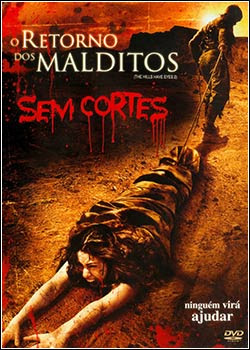 Download - O Retorno dos Malditos DVDRip - AVI - Dublado