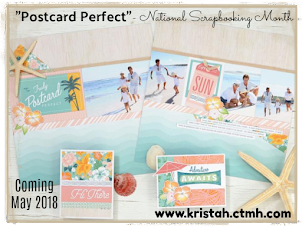Postcard Perfect - EXCLUSIVE Collection for MAY 2018 - ONLY!!