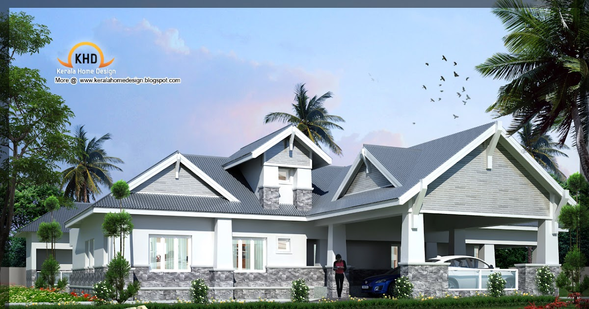 House elevation 6000 sq ft kerala home design and for 6000 square feet