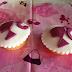 Caramel mud cupcakes - Barbie