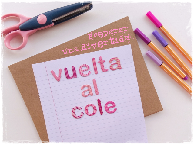 Vuelta al cole divertida