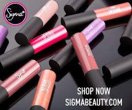 Try Out Sigma Lip Gloss!