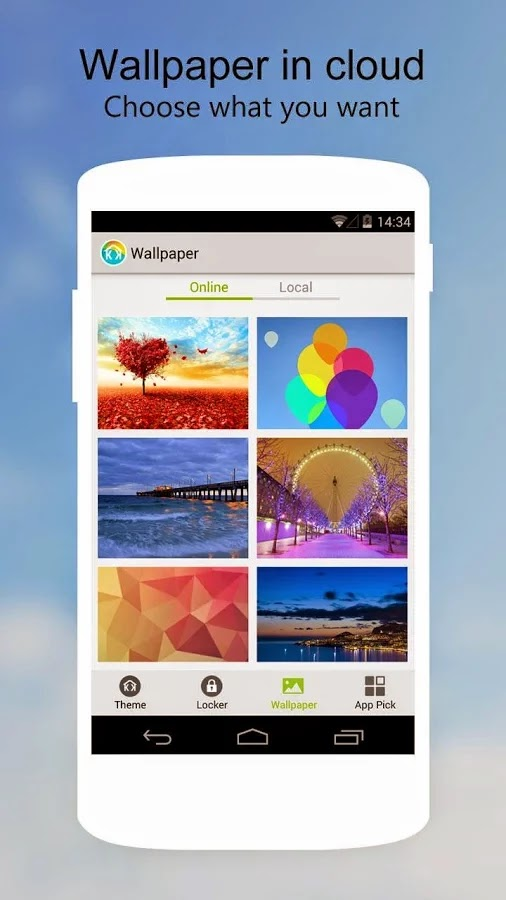 KK Launcher Prime (Lollipop launcher) v6.2