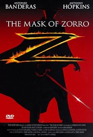 Filme A Máscara do Zorro 1998 Torrent