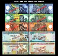 Brunei Darussalam Dollar