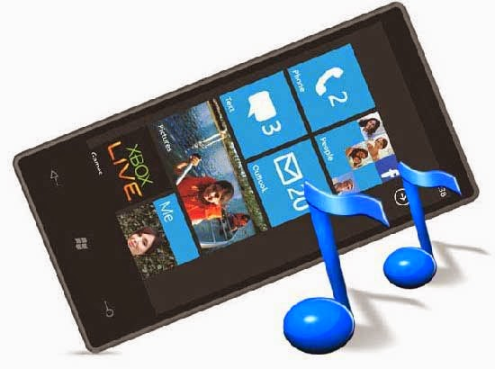 Windows Phone Custom Ringtones