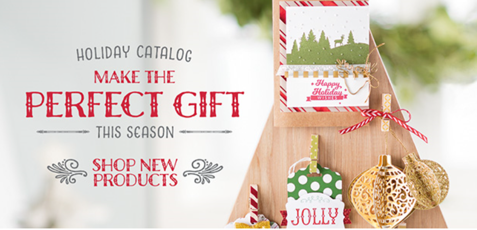 Shop the Holiday Catalog