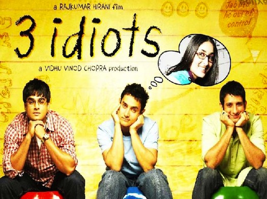 Image result for 3 Idiots (2009)