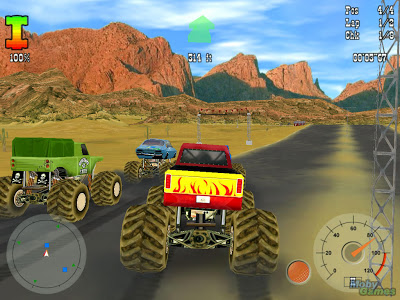 Monster Truck Challenge - Download PC Game Free