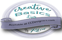 Creative Basics Dies by Rhea DT