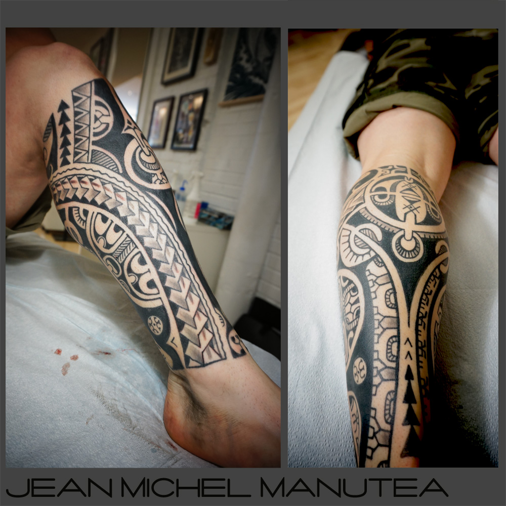 EN IMAGES Tatouage maori ou polynésien nos tatoueurs