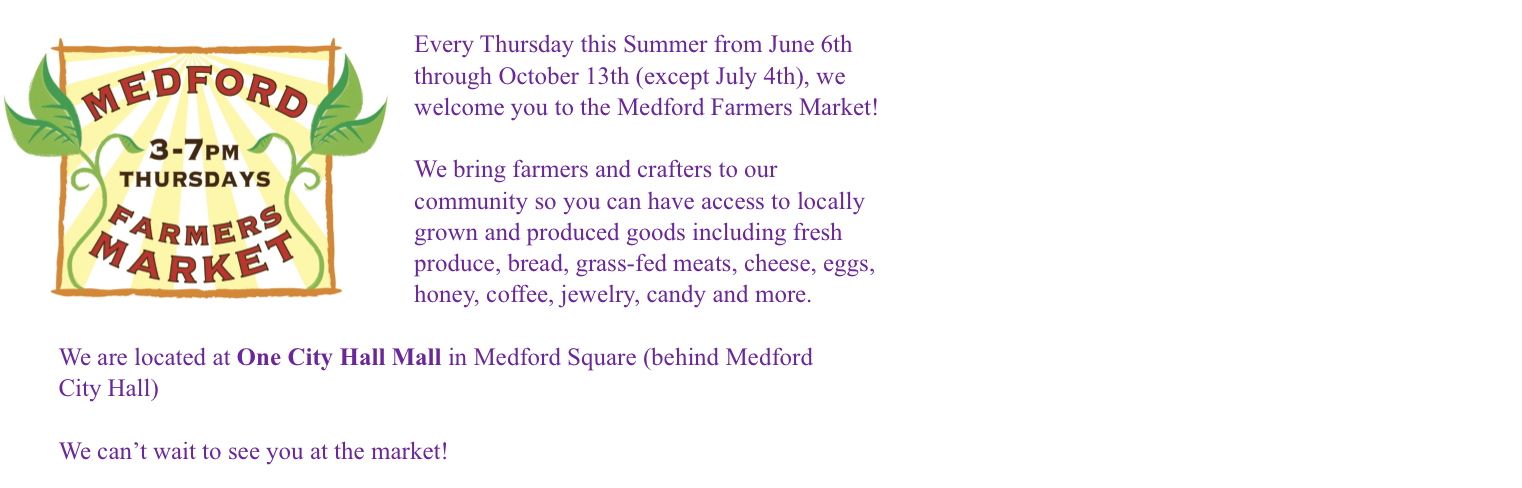Medford Farmers Market