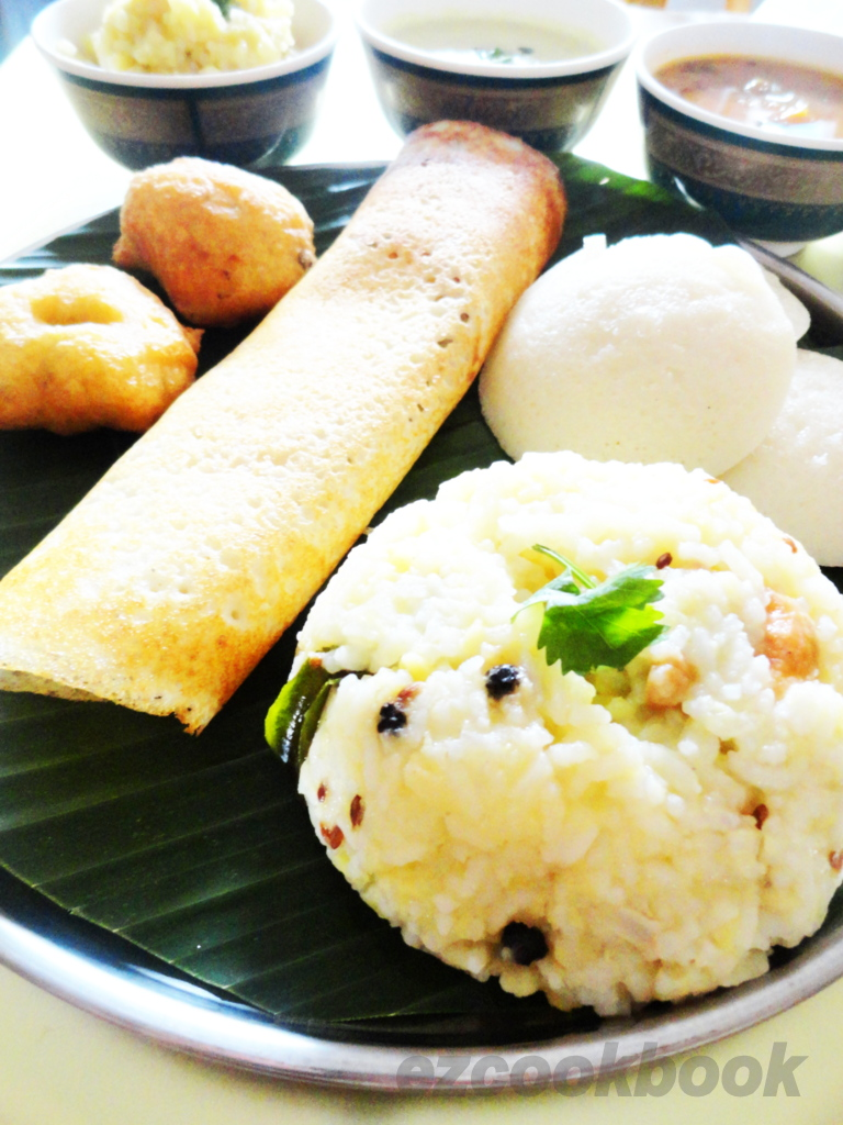 Tamilnadu traditional breakfast platter tiffin recipes the main aim of hosting this event is to make you all aware of indian regional cuisine this include idli dosa pongal vadai sambar and chutney forumfinder Image collections