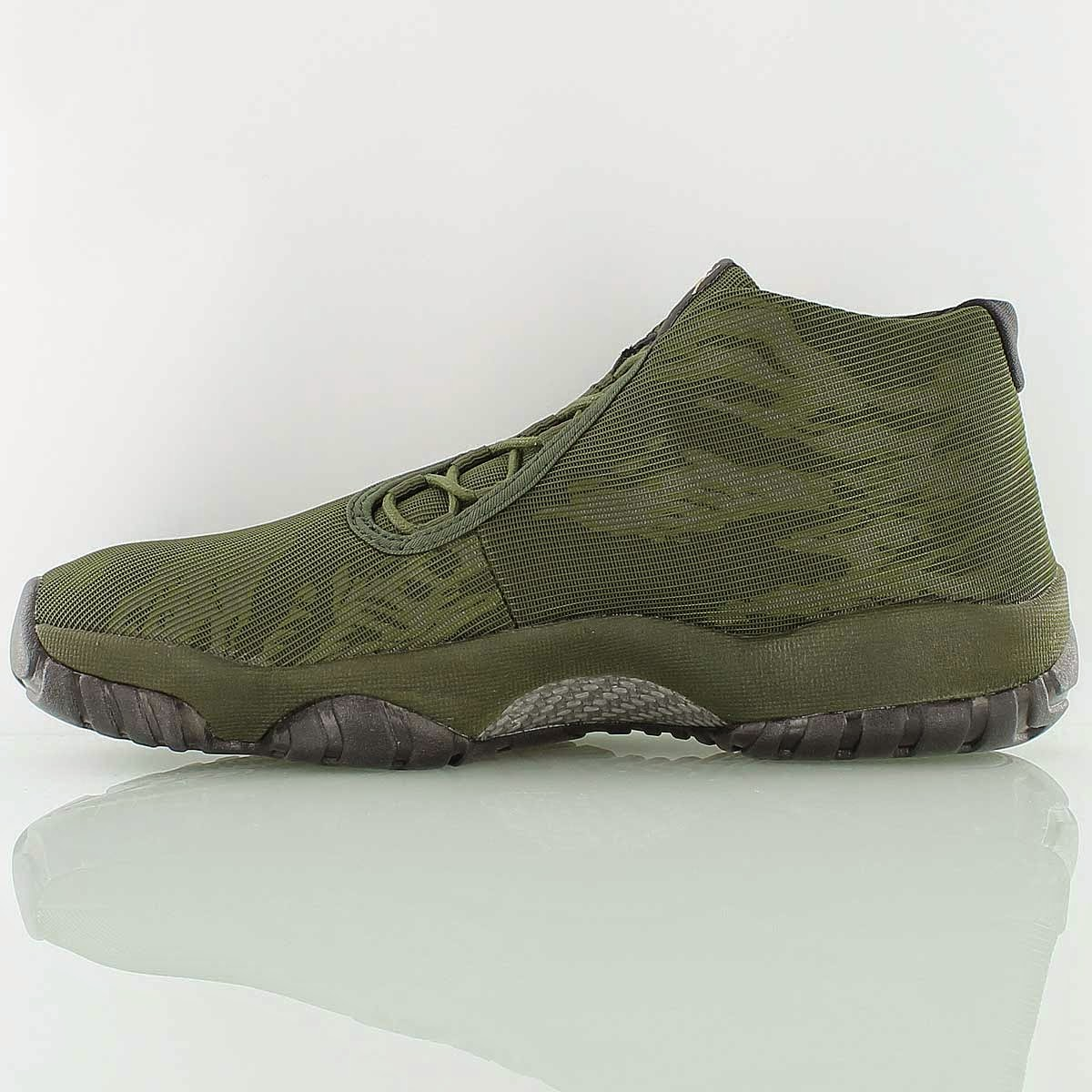 Nike Air Jordan Future Sequoia/Black