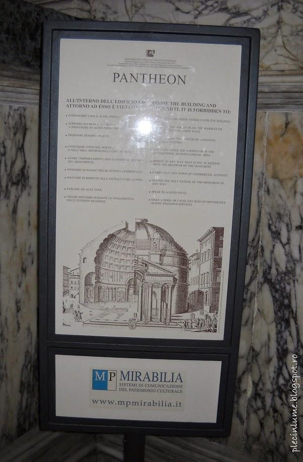 Pantheon descriere