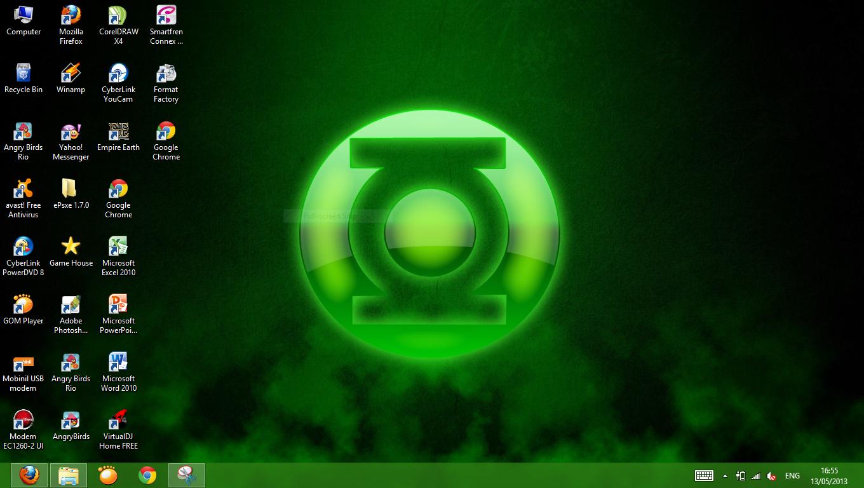 Google chrome theme itachi - Green Lantern Desktop Theme Pack