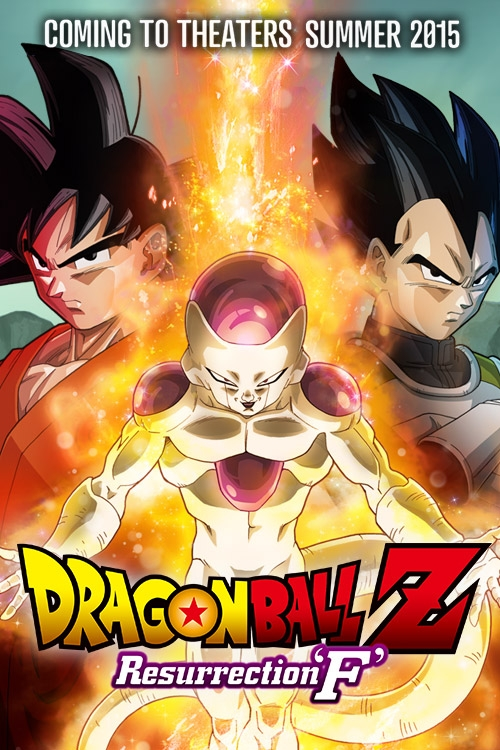 Sinopsis Film Movie Dragon Ball Z: Resurrection 2015