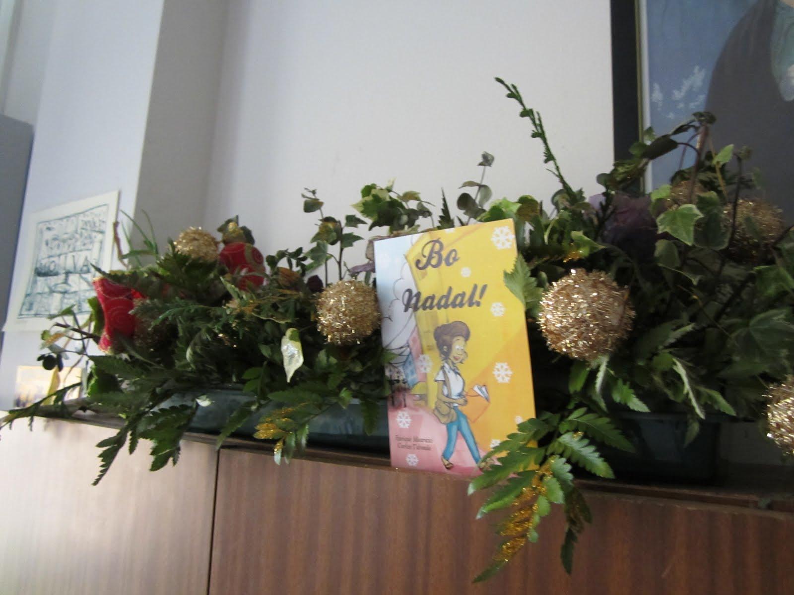Bpribadavia decoraci n navide a na biblioteca for Decoracion 31 de diciembre