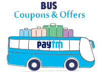 Get paytm all Recharge and running bus coupons and offers :buytoearn