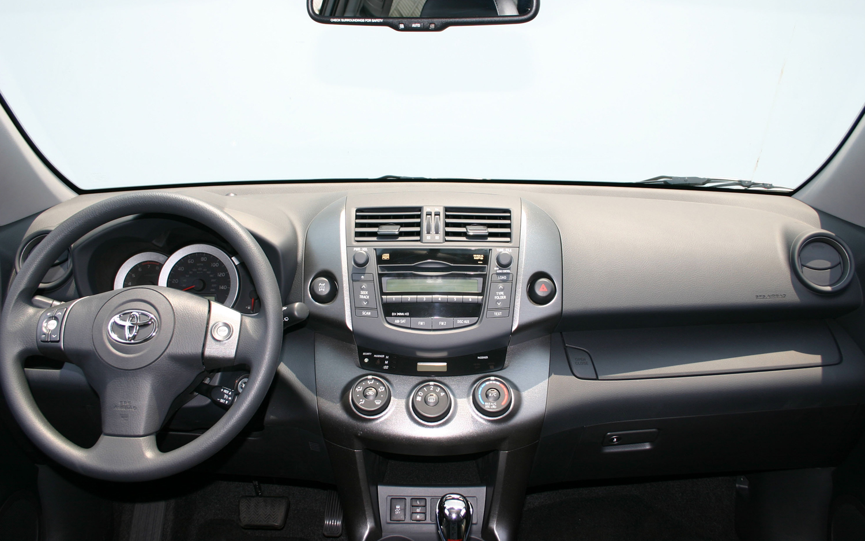2012 Toyota RAV4 Sport Interior