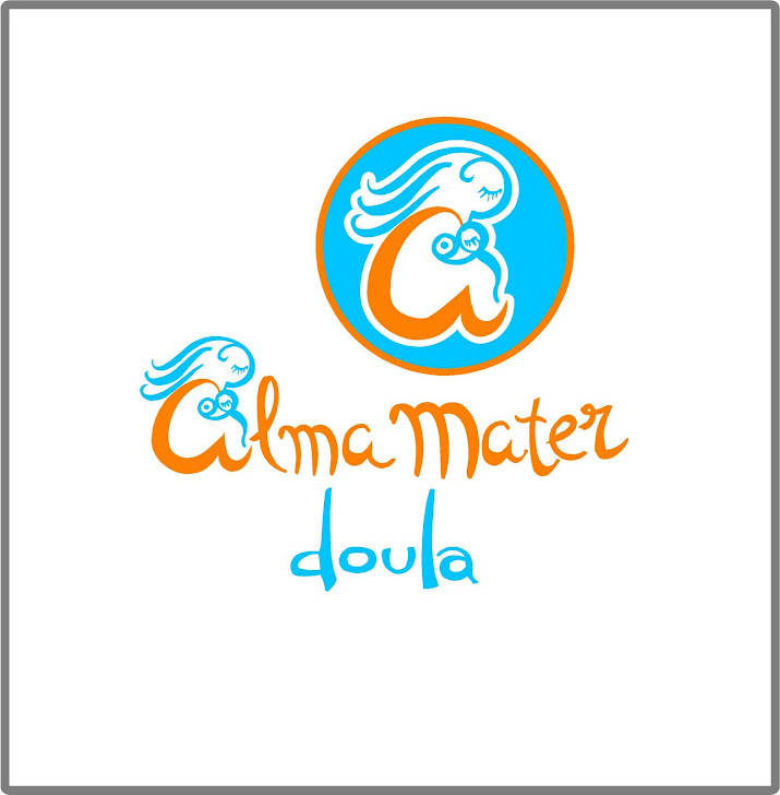EL LOGOTIPO DE ALMA MATER DOULA