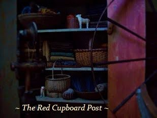~ My Red Cupboard ~