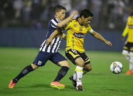 Libertad vs Barcelona,, Copa Libertadores