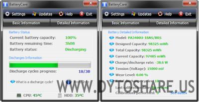 BatteryCare 0.9.26