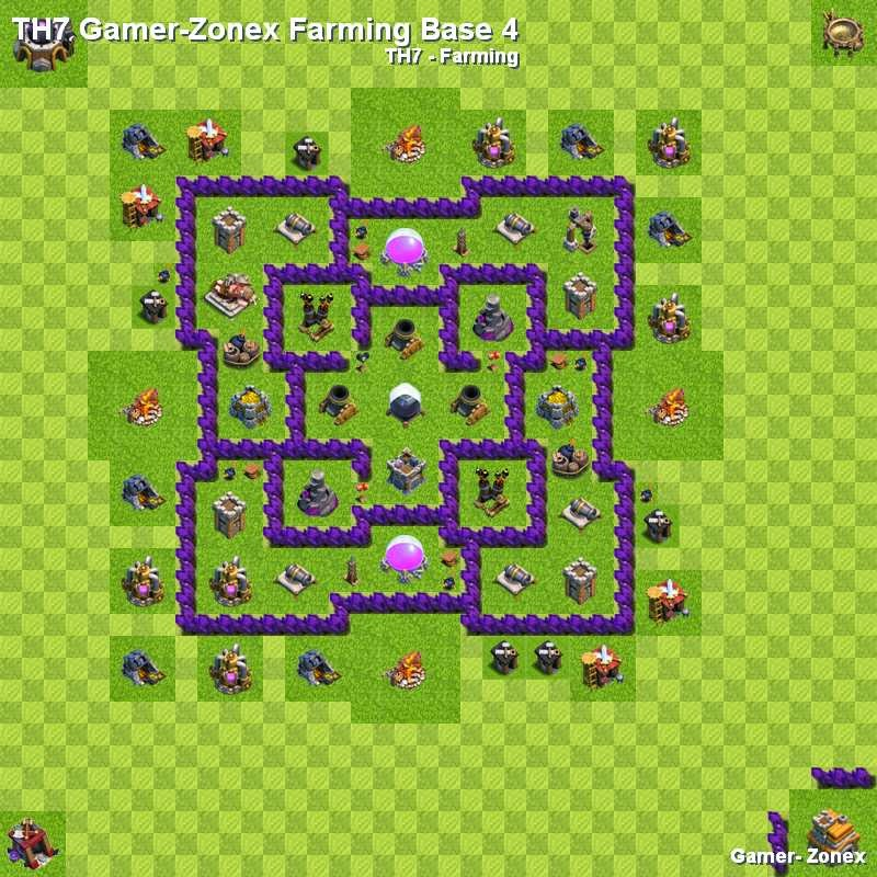 TH7 Gamer-Zonex Farming Base 4