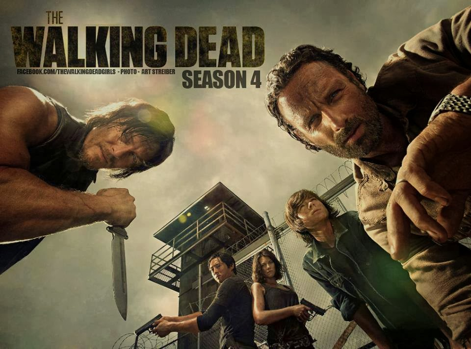 The Walking Dead AMC - Season 4