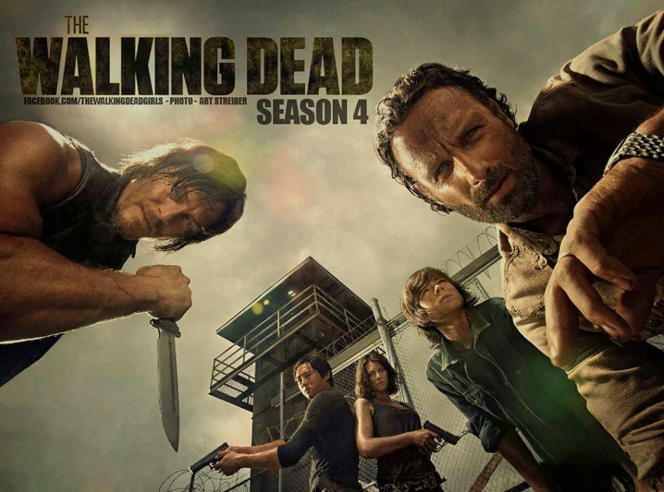The Walking Dead AMC - Season 4