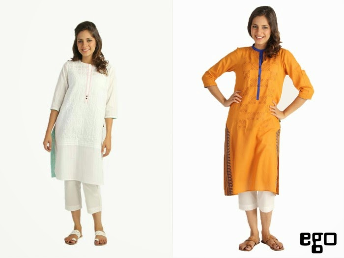 Ego Fashionable & Exclusive Women Wear Collection 2015 for summer