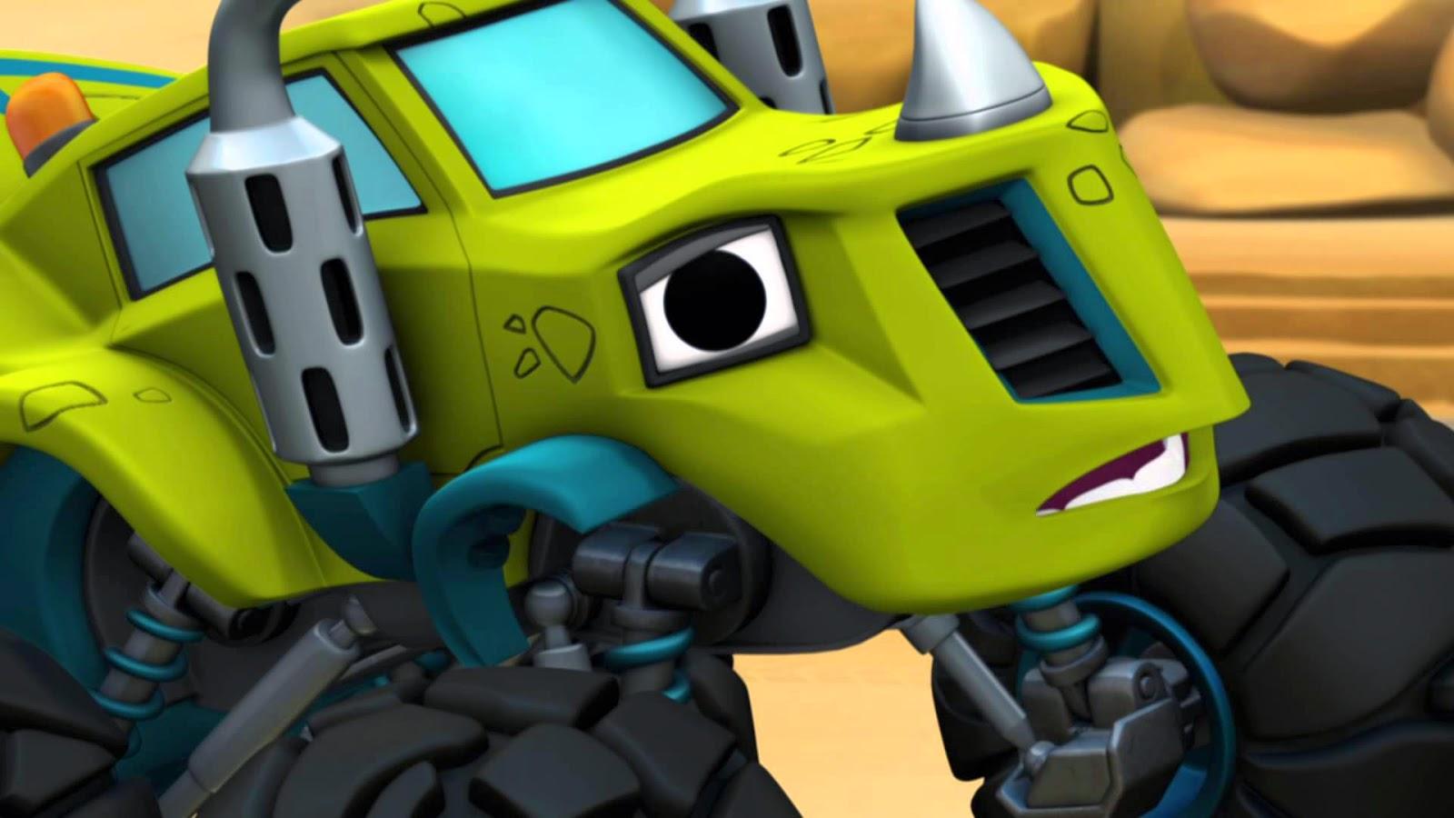 Blaze And The Monster Machines Team Truck Challenge Blaze Truck
