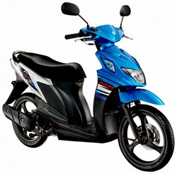 Harga Dan Spesifikasi Suzuki Nex FI Terbaru