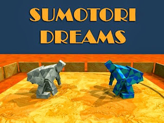Screenshots of the Sumotori dreams for Android tablet, phone.
