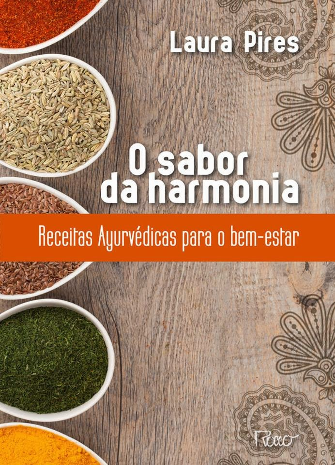 Livro: O sabor da Harmonia