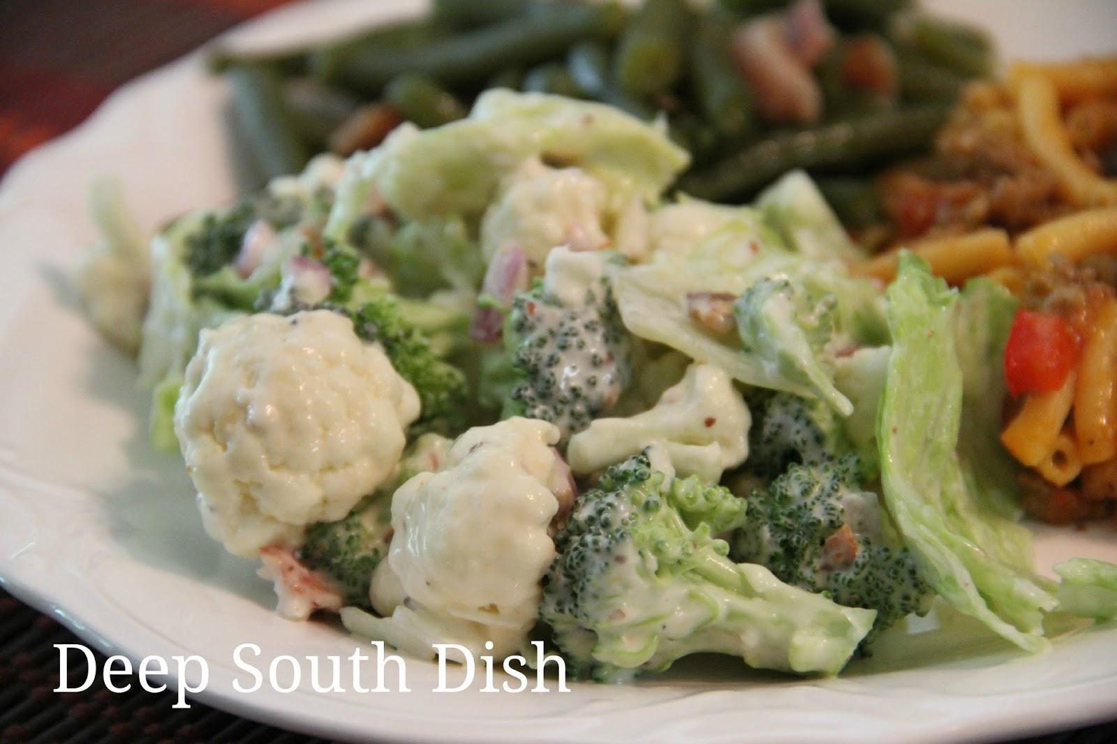 Deep South Dish Next Day Salad