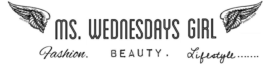 Ms. Wednesdays Girl: A UK  beauty, fashion + lifestyle blog