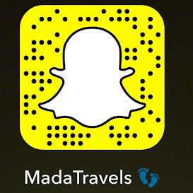 Snapchat - madatravels