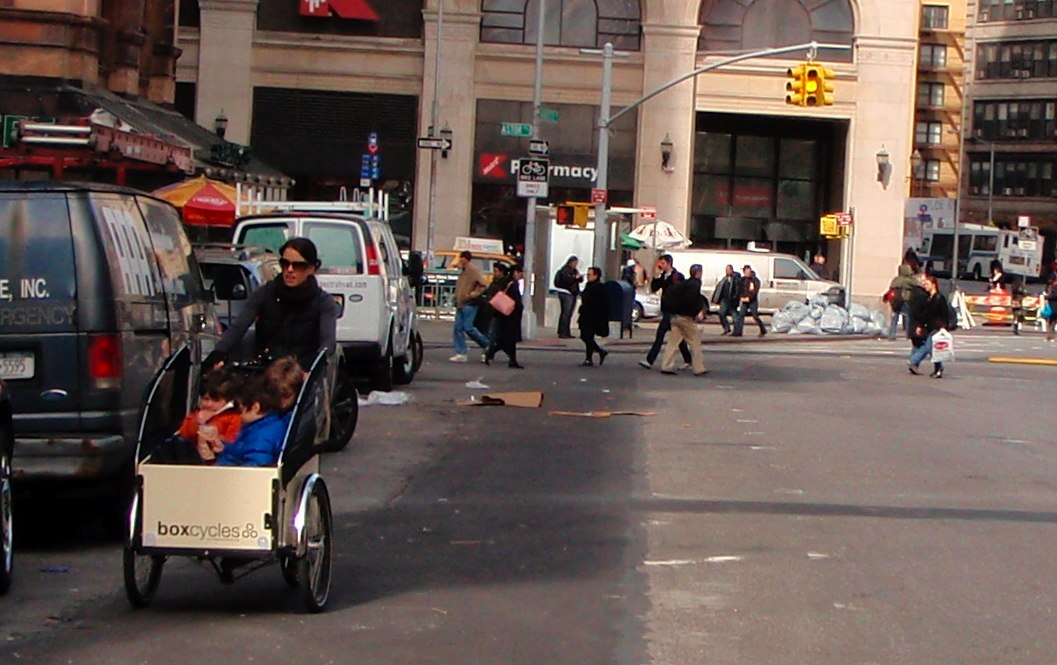 vanc nude bike ... another manifestation of New York City's remedial ...