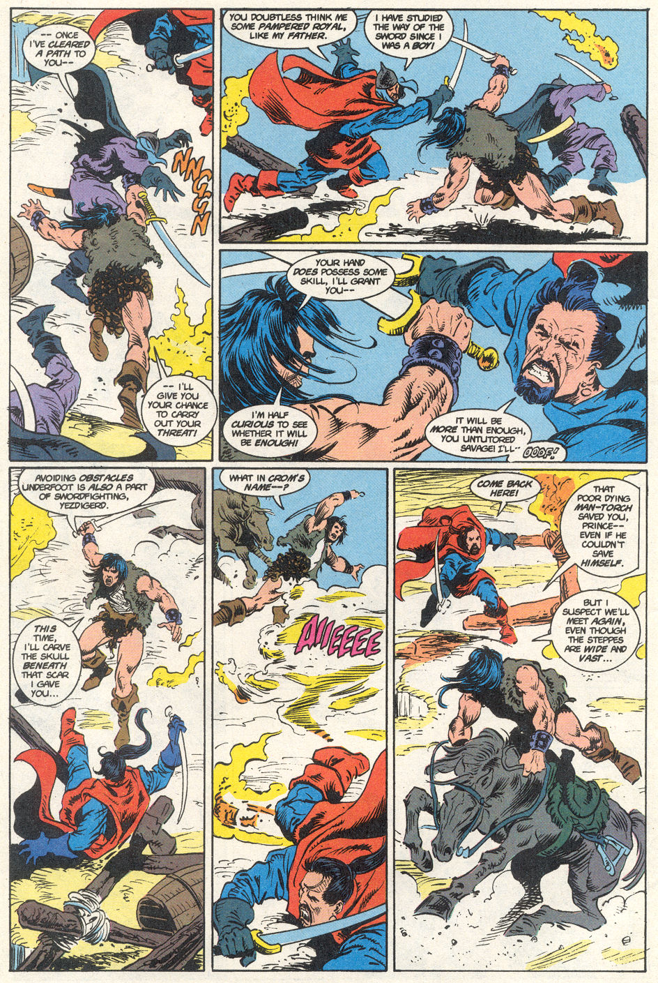 Conan the Barbarian (1970) Issue #275 #287 - English 47