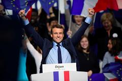 Un voto por Emmanuel Macron