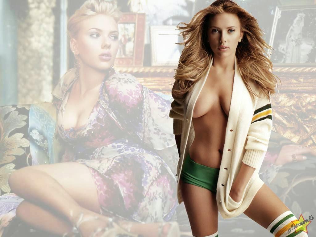 Lucy Scarlett Johansson Bees A Sey Superhero